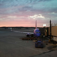 Photo taken at Omaha Eppley Airfield (OMA) by Abby K. on 7/14/2013