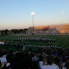 Photo taken at Kelley Reeves Athletic Complex by Sista W. on 10/7/2014
