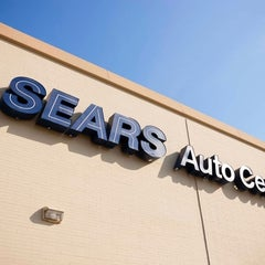 Photo taken at Sears Auto Center by SAC N. on 10/24/2014