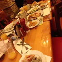 Photo taken at Pechanga Café by David A. on 2/17/2013