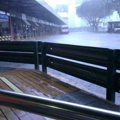 Photo taken at Yishun Temporary Bus Interchange by Iyan B. on 2/14/2013