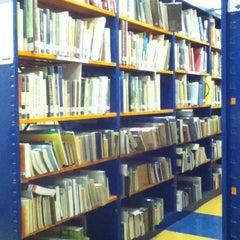 Photo taken at Biblioteca Central - PUCP by Manuel C. on 5/13/2013
