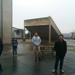 Photo taken at Students' Union, Aberystwyth University by Illtud J. on 3/29/2014