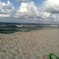 Photo taken at Gulf Shores Plantation Beaches by Kim G. on 6/23/2013