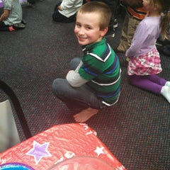 Photo taken at Chuck E. Cheese's by Lori B. on 1/25/2015
