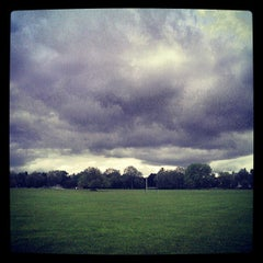 Photo taken at Peckham Rye Common by Oskar Y. on 5/28/2013