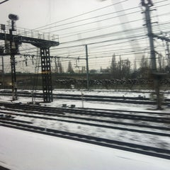 Photo taken at RER Montgeron — Crosne [D] by Katia P. on 2/25/2013