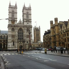 Photo taken at Westminster Abbey by Philippe P. on 12/24/2012