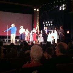 Photo taken at Regent Theater by Matt L. on 12/29/2012