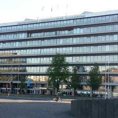 Photo taken at Beatrixgebouw by Danny U. on 5/16/2014