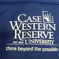 Photo taken at Case Western Reserve University by Stuart S. on 9/28/2013