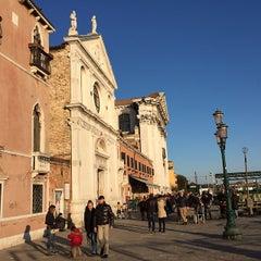 Photo taken at San Girolamo dei Gesuati by Anton N. on 3/8/2015