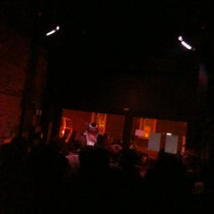 Photo taken at Green Room Athens by Shann M. on 2/24/2013