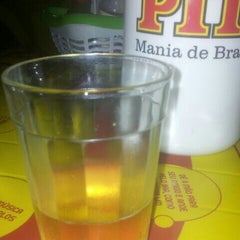 Photo taken at Boteco na Trave by Pupet P. on 2/23/2013