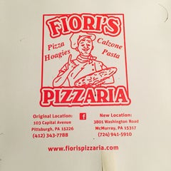 Photo taken at Fiori's Pizzaria by Allen V. on 2/2/2015