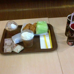 Photo taken at KFC / KFC Coffee by Fardhillah A. on 5/9/2014