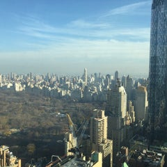 Photo taken at Hearst Tower by Eric L. on 12/11/2015