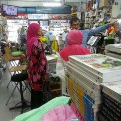 Photo taken at Pustaka Gemilang Taman Kepong by Siti Safiza K. on 6/4/2014