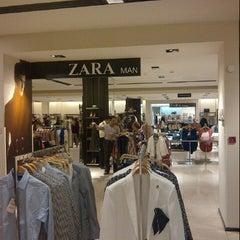 Photo taken at Zara by Jon on 2/22/2013