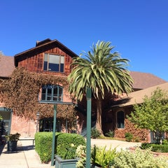 Photo taken at Stanford Barn by Chris  L. on 8/30/2014
