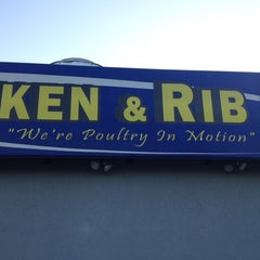 Photo taken at The Chicken & Rib Crib by Sean S. on 5/6/2014