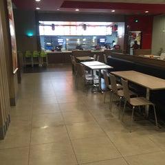 Photo taken at KFC Seri Iskandar by Haziq A. on 2/2/2016