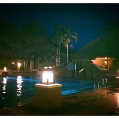 Photo taken at Q House Laddalom Swimming Pool by Alice _. on 5/26/2014