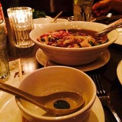 Photo taken at Vietopia Vietnamese Cuisine by Nayeli R. on 3/22/2015