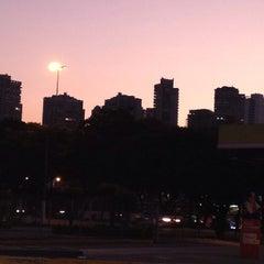 Photo taken at Chácara Santo Antônio by Pedro C. on 5/3/2013
