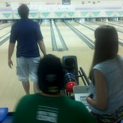 Photo taken at Herrill Lanes by Kevin W. on 8/30/2013