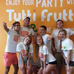 Photo taken at Tutti Frutti Pinecrest by Tutti Frutti Pinecrest on 6/25/2014