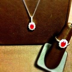 Photo taken at Markham Jewelers by Markham T. on 7/2/2014