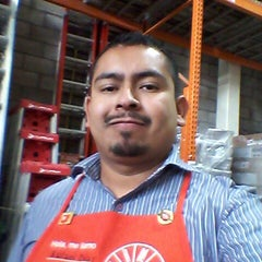 Photo taken at The Home Depot by Rafa D. on 5/9/2014