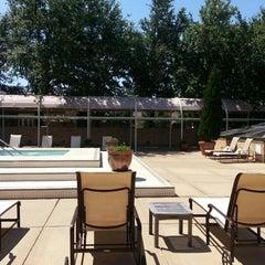 Photo taken at Spa & Salon at Four Seasons Resort and Club Dallas at Las Colinas by Gabriela R. on 5/15/2014