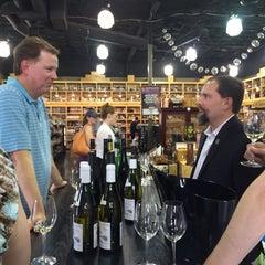 Photo taken at Pogo's Wine & Spirits by Bev G U. on 6/21/2014