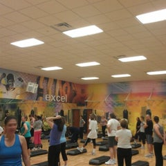 Photo taken at LA Fitness by Steven W. on 1/26/2013