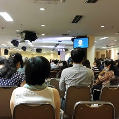 Photo taken at GBI Puri Indah by Claudia C. on 7/13/2014