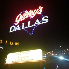 Photo taken at Gilley's Dallas by Brittney P. on 2/16/2013