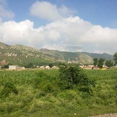 Photo taken at Alwar Railway Station by Guneet K. on 8/4/2013