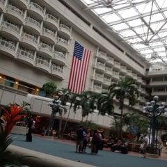 Photo taken at Orlando International Airport (MCO) by Lucas P. on 7/24/2013