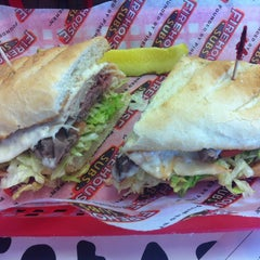 Photo taken at Firehouse Subs by Melissa L. on 8/31/2013