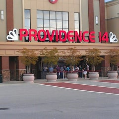 Photo taken at Regal Cinemas Providence 14 by Chris K. on 6/10/2013