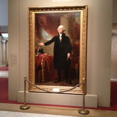 Photo taken at National Portrait Gallery by John C. on 10/12/2012