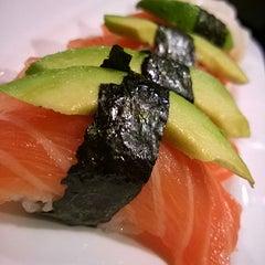 Photo taken at Sushi Ko by Kris on 4/27/2014