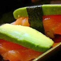 Photo taken at Sushi Ko by Kris on 12/29/2013