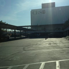 Photo taken at Artist Entrance at CBS Television City by Carol 'Red E. on 5/13/2013
