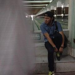 Photo taken at Masjid Agung Sunan Ampel by Opik Elsyarma M. on 11/24/2015