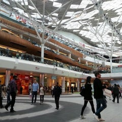 Photo taken at Westfield London by Darren P. on 10/6/2012