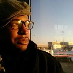 Photo taken at Gate B29 by Cedric on 11/23/2012