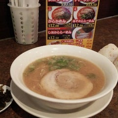 Photo taken at Hakataya Noodle Shop by Mai on 11/15/2014